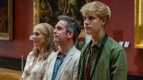 Us: a new BBC drama about a family on a sightseeing European tour begins tonight