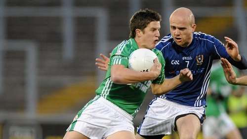 Tomas McCann kicked seven points for the victors