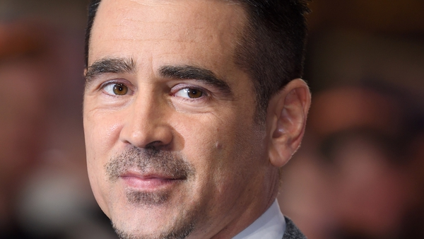 Colin Farrell - Appeared on Sunday with Miriam to raise awareness of new Special Olympics Ireland fundraiser