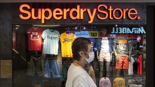 Superdry said it will use bonded warehouses to avoid having to pay tariffs on product re-exported to the European Union