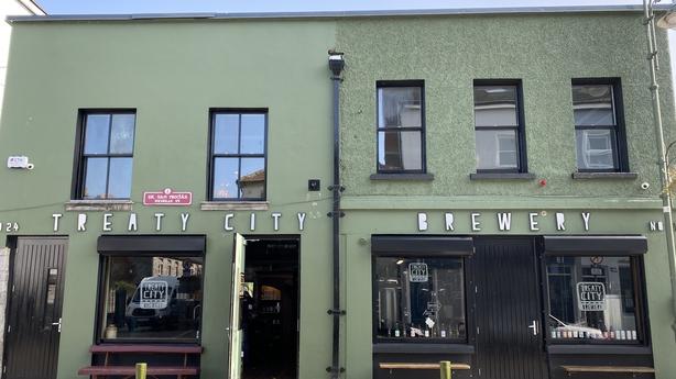 Treaty City Brewery, Nicholas Street, Limerick