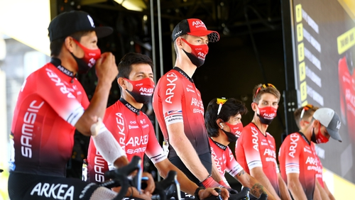 Two in custody in Tour de France doping probe: Marseille prosecutor