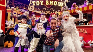 The Late Late Toy Show will air on RTE One and stream worldwide on RTE Player on Friday 27th November 2020