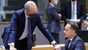 Simon Coveney said there's likely to be a break of a number of weeks between the Commons consideration and the Lords consideration of this legislation