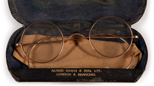 Lennon's glasses could fetch as much as €44,500
