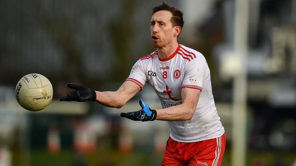 Colm Cavanagh was the last remaining link to Tyrone'slastAll Ireland winning squad