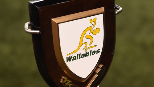 Qantas had held the naming rights for the Wallabies since 2004