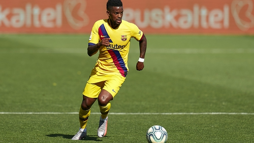 Wolverhampton Wanderers sign Portuguese right-back Nelson Semedo from Barcelona