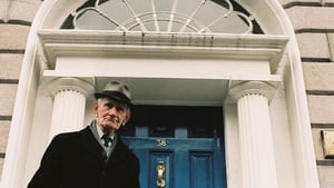 Vincent Byrne, seen here in 1987, the last surviving member of the Squad who carried out assassinations on Bloody Sunday 1920. He killed Lieutenants Bennett and Aimes in Upper Mount Street