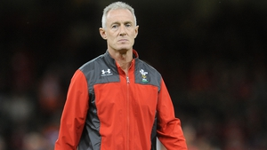 "Rob Howley: ""It's very similar to my past experience coaching in Wales."""