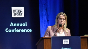 Mary O'Connor, CEO of the Federation of Irish Sport