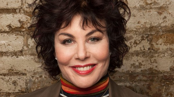 """Ruby Wax's latest venture saw her travel the globe in search of """"good news"""" and hope."""