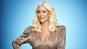 "Denise Van Outen - ""After the year we've all had it's going to be lovely and refreshing to see a bit of sparkle, a bit of glamour and see us all happy and smiling, enjoying ourselves on the ice"""
