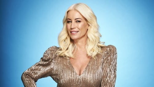 """Denise Van Outen - """"After the year we've all had it's going to be lovely and refreshing to see a bit of sparkle, a bit of glamour and see us all happy and smiling, enjoying ourselves on the ice"""""""