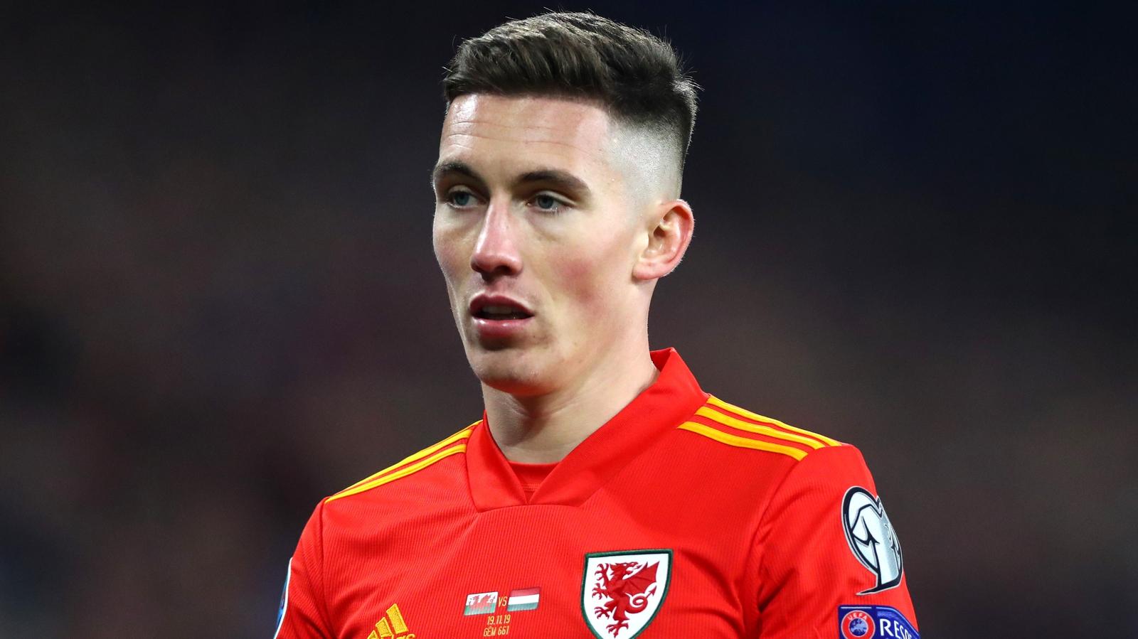 Burnley closing on Liverpool's Harry Wilson