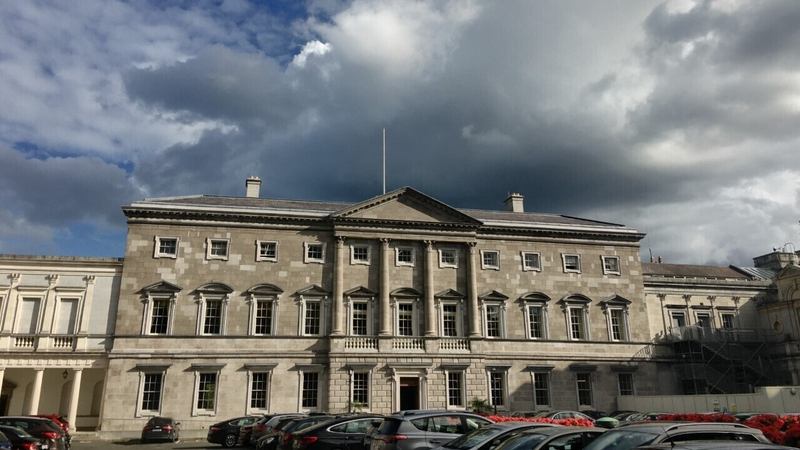 Opposition politicians have called for the matter to be           addressed by the Oireachtas