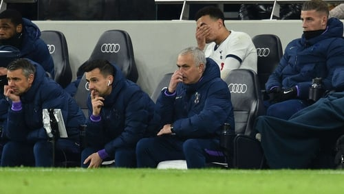 Jose Mourinho shirks responsibility for Dele Alli's drop in form