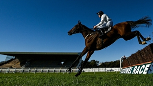 Cabaret Queen won in front of deserted stands at Listowel
