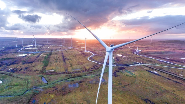 The onshore wind industry is currently worth more that €410m to the Irish economy each year, a new report shows