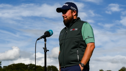 Shane Lowry: 'I think I can do all right this week'