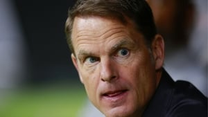 De Boer's last managerial role was in the MLS