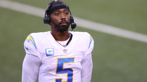Chargers quarterback Tyrod Taylor was forced to miss the defeat to the Kansas City Chiefs
