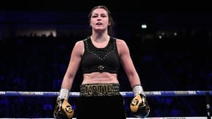 Katie Taylor defeated Delfine Persoon in August on a unanimous decision