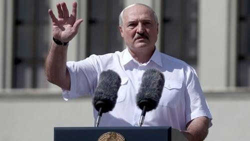Long-time ruler Alexander Lukashenko claimed a landslide victory in the 9 Augustvote
