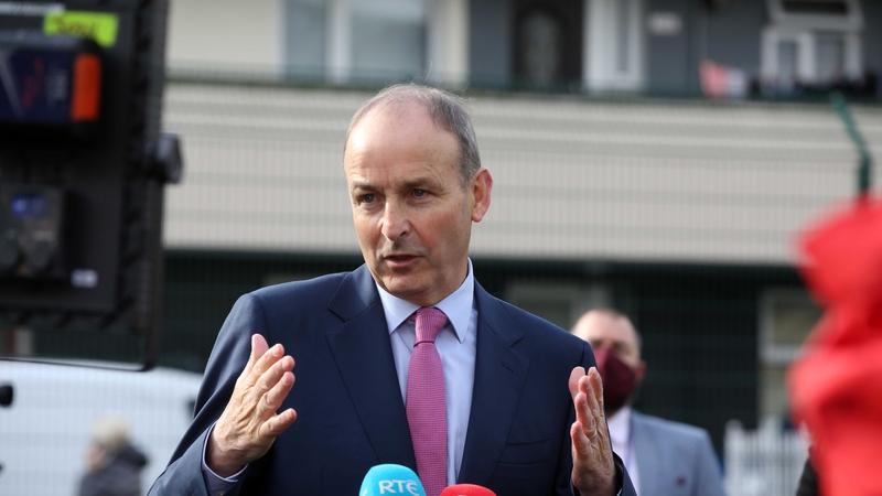 'Beidh an choicís atá romhainn cinniúnach'-An Taoiseach