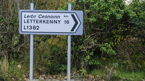 There are 42 new cases of the coronavirus in Donegal today