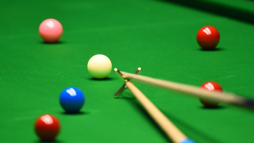Is it going to be Davis, Hendry, O'Sullivan, Reardon, Selby, White or Higgins?