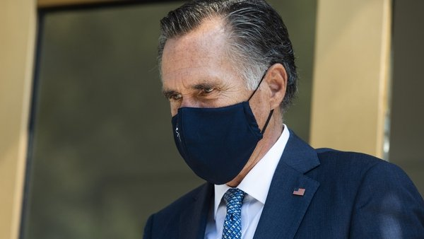 Mitt Romney said it was 'unthinkable' that a president might not respect this Constitutional guarantee