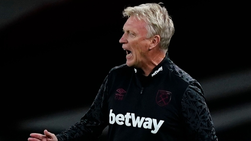 David Moyes will not be in the dugout this weekend