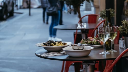 We have listed just a handful of restaurants across Dublin with outdoor seating, be sure to contact your favourite local restaurants to see if they have availability.