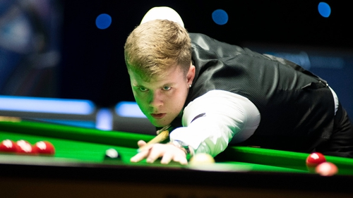 Hill aims to break into the top 64 of the world rankings (Pic: WST Twitter)