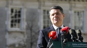 Paschal Donohoe said he would be asking the lenders to work hard to deal with customers on a case by case basis (Photo: RollingNews.ie)