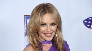 """Minogue: """"Watch this space - as soon as I could do so I would love to tour."""""""