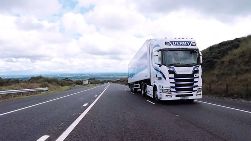 Hauliers in the UK last week learned of potential two day delays at a de-facto border in Kent