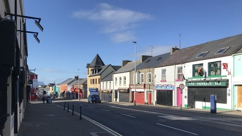 Bundoran in Donegal, where a local hotelier fears the tourist season is over until next year