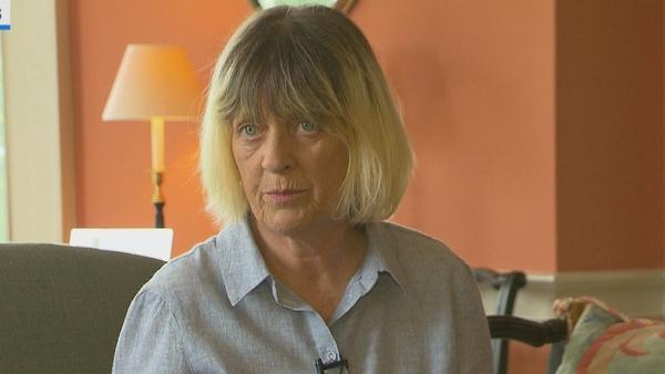 Anne Herlihy, cancer patient