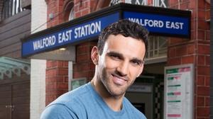 Davood Ghadami is set to depart Eastenders