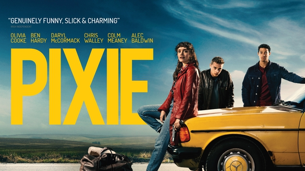 Pixie was originally due in cinemas on October 23. A new release date has yet to be announced.