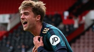 Patrick Bamford scored his third goal in as many games