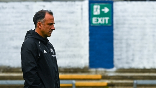 Neale Fenn has departed from his Cork City post