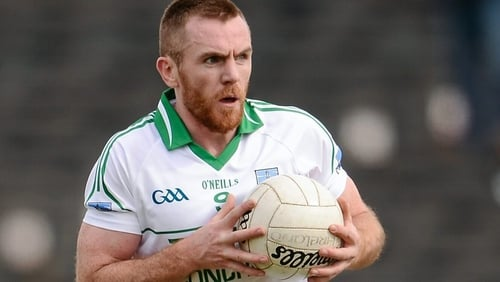Martin McGrath helped Ederney claim a famous victory