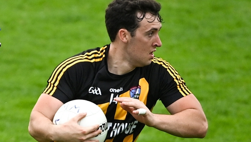 Eoin Finnerty top-scored with 0-06 for Mountbellew-Moylough