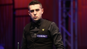 Mark Selby came in ranked second of the eight participants