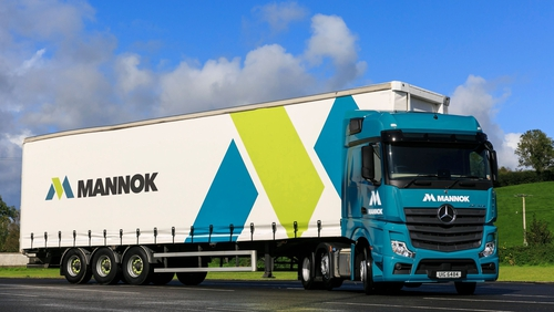 In September 2020 Quinn Industrial Holdings was renamed Mannok