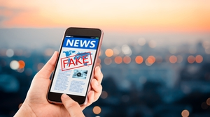 Pressed for time in dealing with information overload, people are also finding it harder to sift out what is real from fake