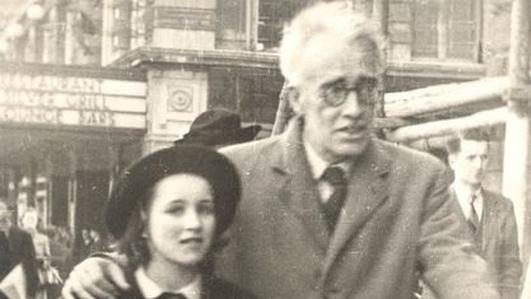 Walks With My Father, by Liadain O'Donovan